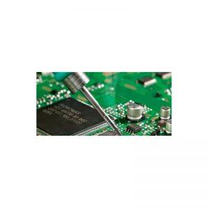 Reforma de placa de esteira elétrica de motor de corrente contínua